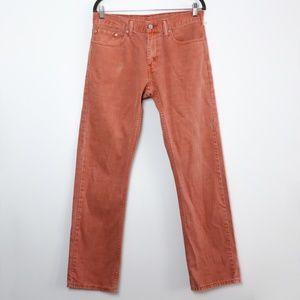 Levi's | 514 Salmon Original Rivited Straight Jean